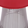 Warren Platner Stool - Gun Metal Black Base - EternityModern