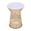 Warren Platner Side Table - Marble Top