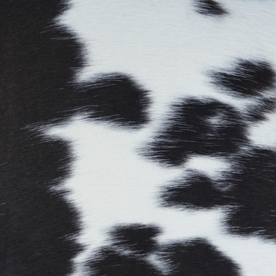 Cowhide-Black-White