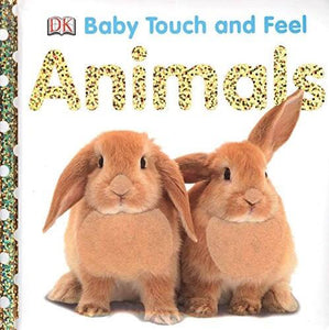 "CUENTO ""BABY TOUCH AND FEEL, ANIMALS"""