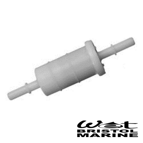 Mercury EFI Inline Fuel Filter, 7593