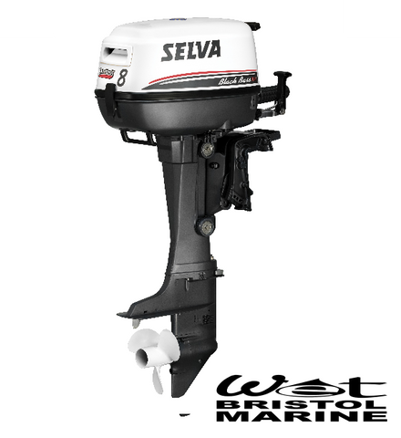 Selva Black Bass 8hp Bigfoot Outboard Service Kit