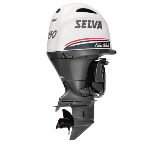 Selva 150HP , Killer Whale