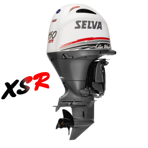 Selva 150HP XSR, Killer Whale