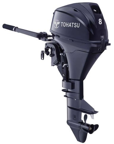 Tohatsu 8HP Fourstroke Outboard
