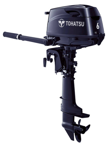 Tohatsu 6HP Fourstroke Outboard