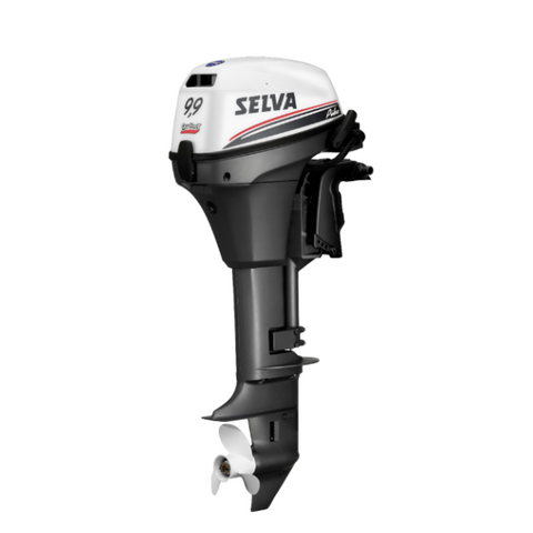 Selva Pike 9.9hp