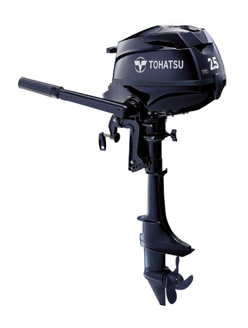 For Sale Tohatsu 2.5hp Outboard