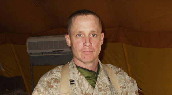 Battlefield Fallujah Warriors: Captain Daniel Buckland, USMC