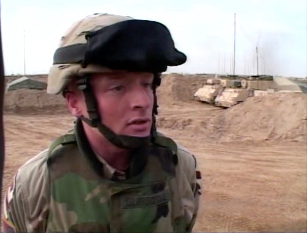 Battlefield Fallujah Warriors: Captain Michael Burgoyne, U.S. Army