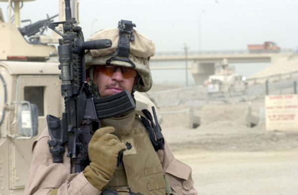 Battlefield Fallujah Warriors: Major Todd Desgrossielliers, USMC