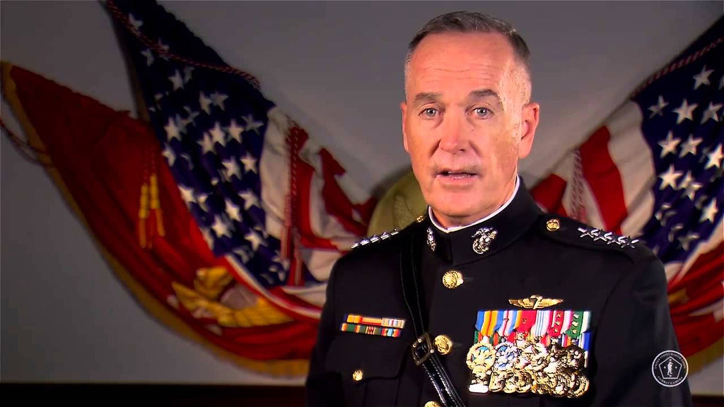 "Battlefield Fallujah Warriors: Brigadier General Joseph ""Joe"" Dunford, USMC"