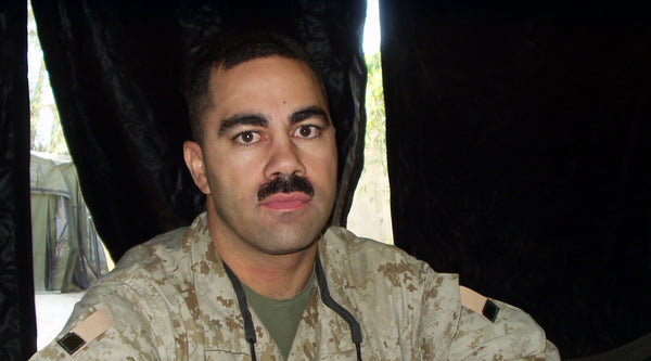 Battlefield Fallujah Warriors: Major Lawrence Hussey, USMC