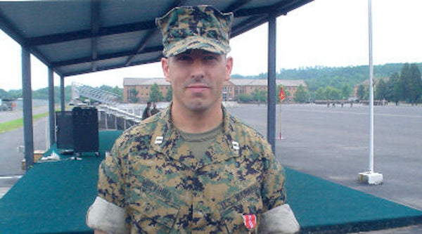 Battlefield Fallujah Warriors: Captain Brian Mulvihill, USMC
