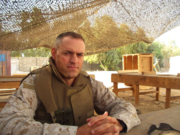 Battlefield Fallujah Warriors: Lieutenant Colonel James Vohr, USMC