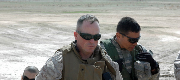Battlefield Fallujah Warriors: Major Mark Winn, USMC