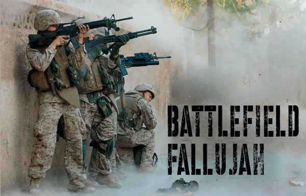 "New Podcast Series ""Battlefield Fallujah"" Tells the Story of the Deadliest Battle of the Iraq War"