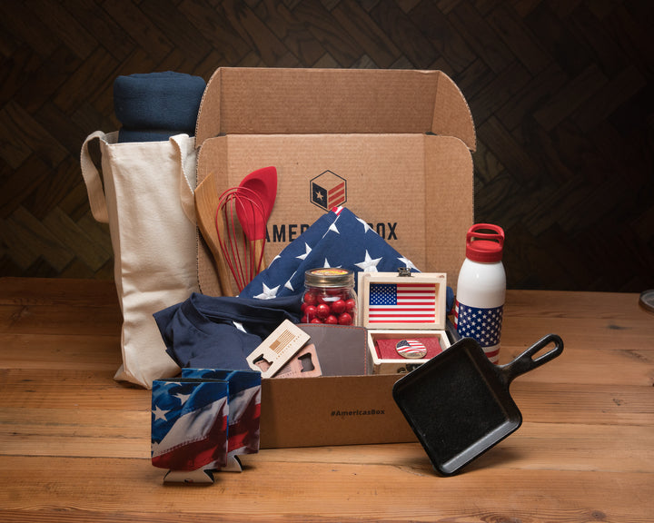 Purchase a Subscription to America's Box