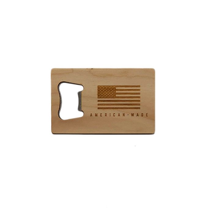 American Made Bottle Opener