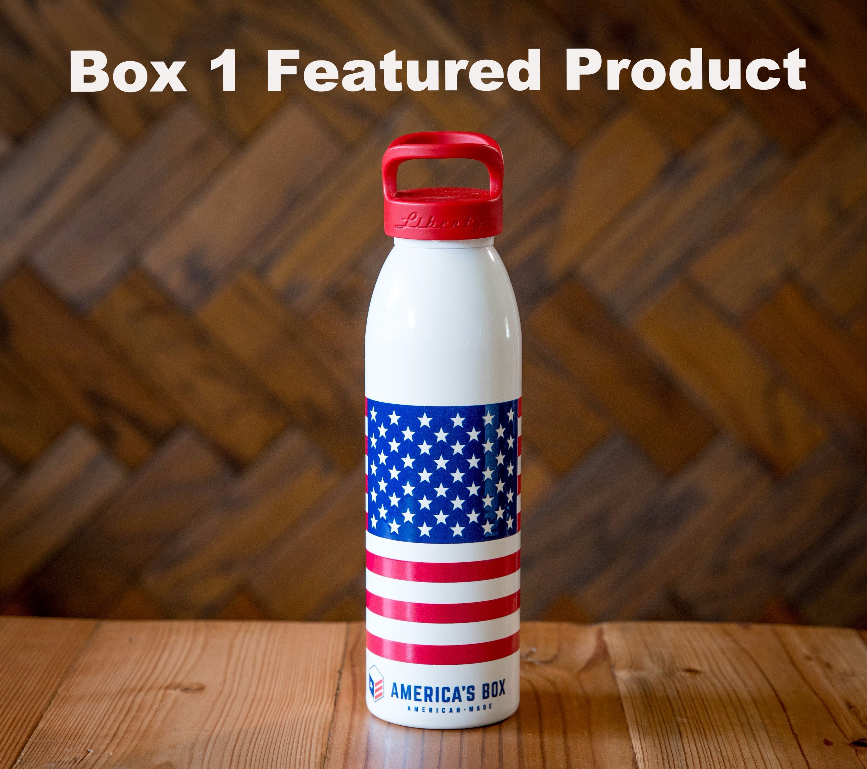 American Patriot Box - 1 Time Gift Purchase