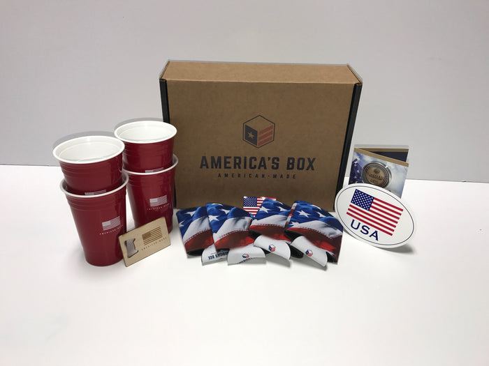 America's Backyard BBQ Box