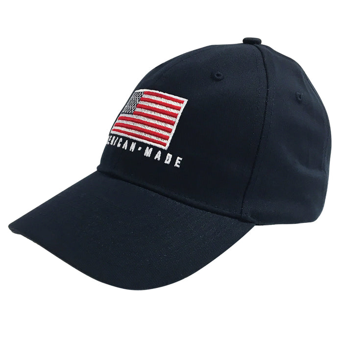 American Made Navy Cap