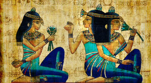 le lotus egyptien