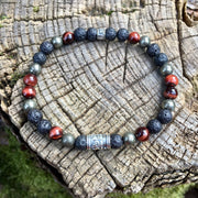 veritable bracelet mala bouddhiste