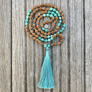 collier-meditation-yoga-amazonite-rudraksha-108perles