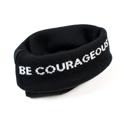 BE COURAGEOUS BEANIE
