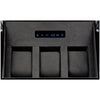 TPR Double Watch Winder Macassar for Automatic Watches with Bonus Three Watch Storage