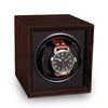 TPR Single Watch Winder Macassar for Automatic Watch Compact for safe