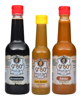 worcestershire sauce adobo sauce garlic mustard sauce category 980 gourmet sauces and marinades