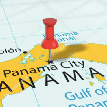 Panama City on Map 980 Gourmet Sauces and Marinades