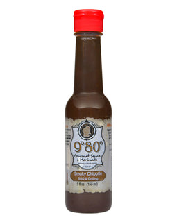 Smoky Chipotle BBQ 5 oz. & 1 Gallon - 980Gourmet