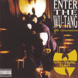 Enter the Wu-Tang LP - Wu Tang Clan
