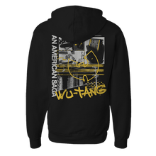 Load image into Gallery viewer, An American Saga Hoodie - Black - Wu Tang Clan