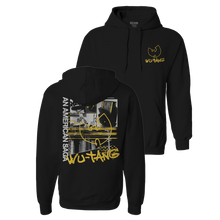 Load image into Gallery viewer, An American Saga Hoodie - Black-Wu Tang Clan
