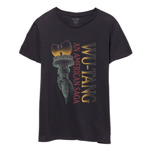 Life, Liberty and Wu-Tang Tee - Black - Wu Tang Clan