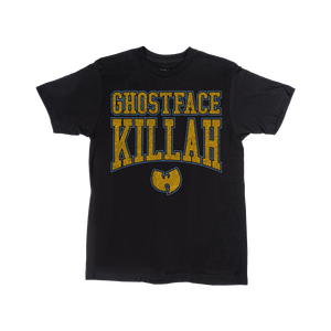 "Wu Tang Clan - Ghostface Killah ""Killah"" Tee in Black"