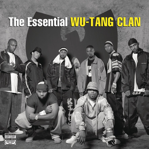 The Essential Wu-Tang Clan LP 2XLP-Wu Tang Clan