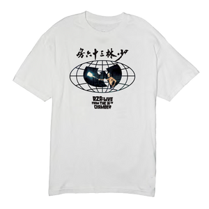 36TH CHAMBER T SHIRT - WHITE - Wu Tang Clan