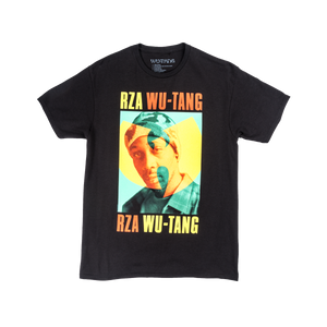 RZA PHOTO DUOTONE T SHIRT-Wu Tang Clan