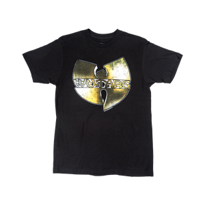 Wu Tang Clan - Underground Tour tee in Black
