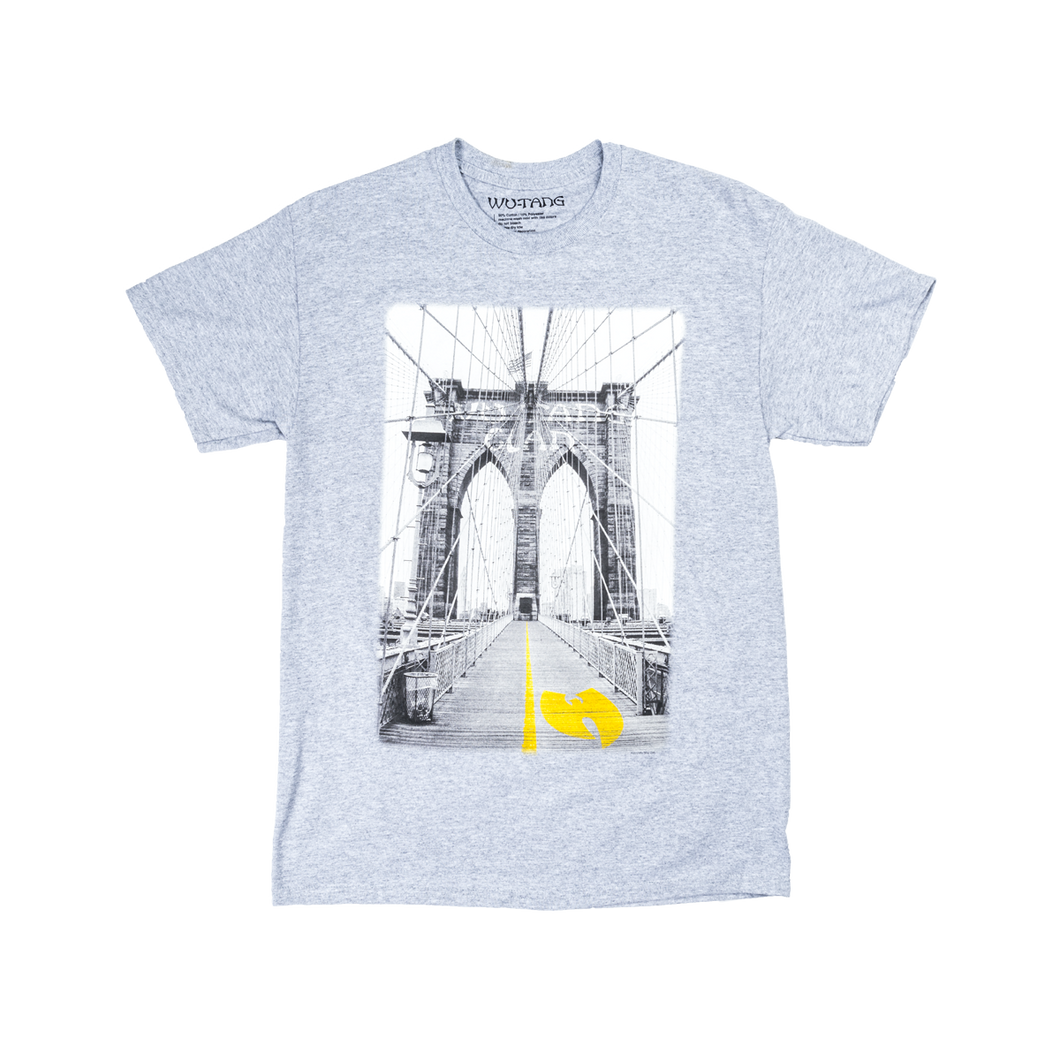 BRIDGE T SHIRT - Wu Tang Clan