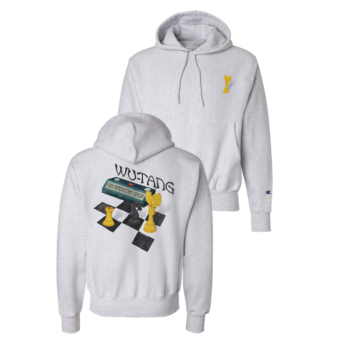 Wu-Tang Champ of Chess Hoodie - Wu Tang Clan