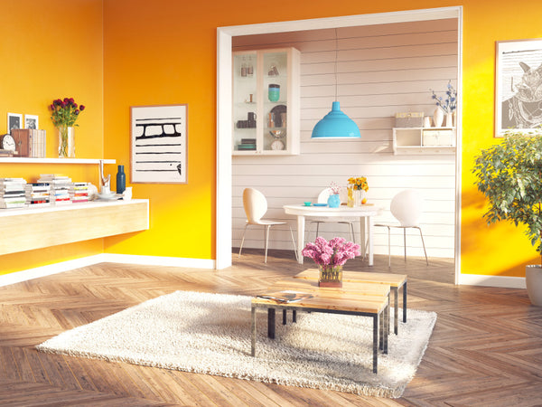 5 Ways to Add Color to Your Home