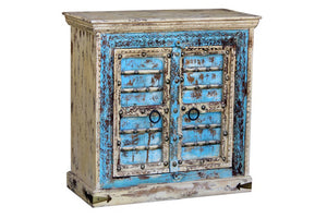 boho indian sideboard