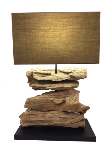 Riverine Lamp Stacked - casa-suarez-panama