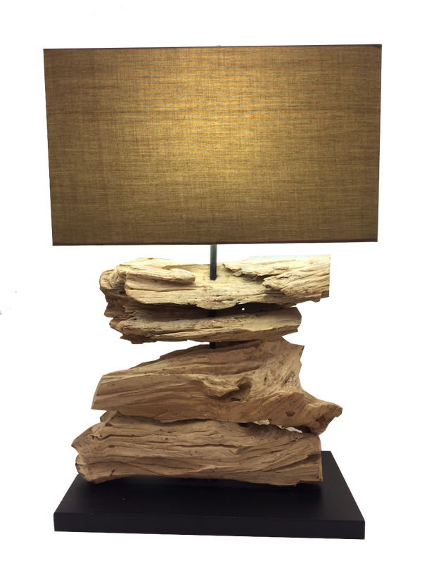 Riverine Lamp Stacked - Casa Suarez